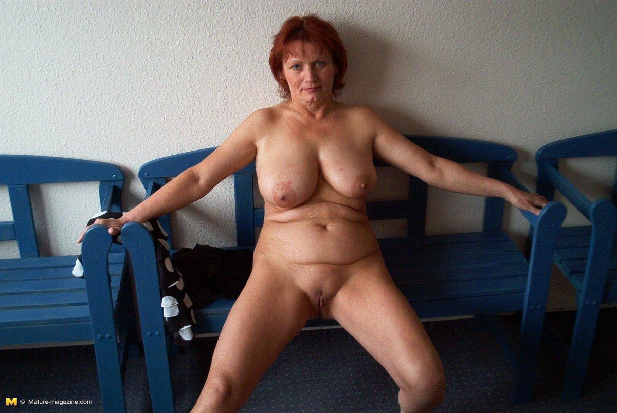 фото голых зрелых женщин за 50