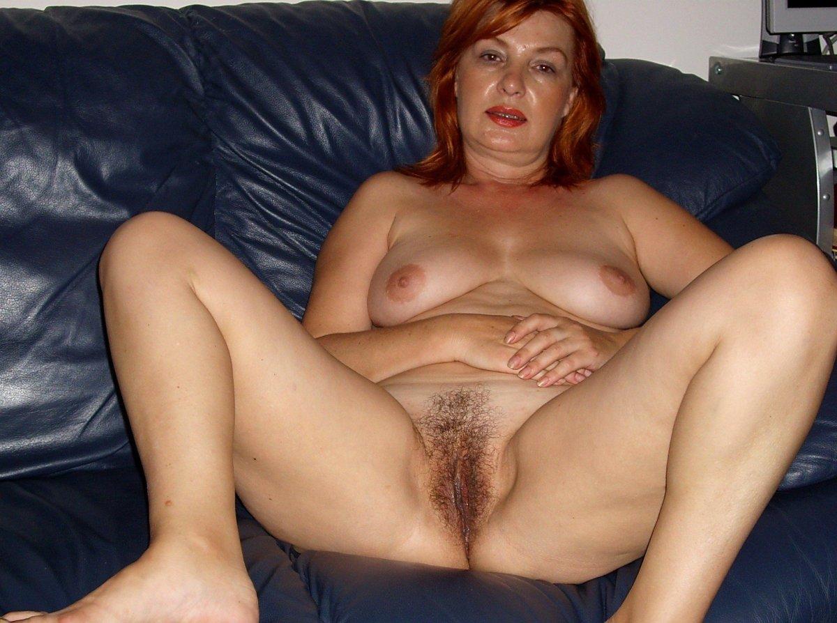 фото голой зрелой женщины