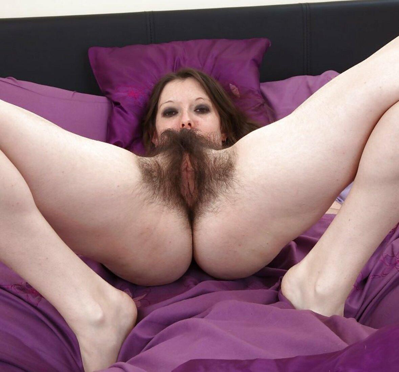 красивая волосатая пизда порно