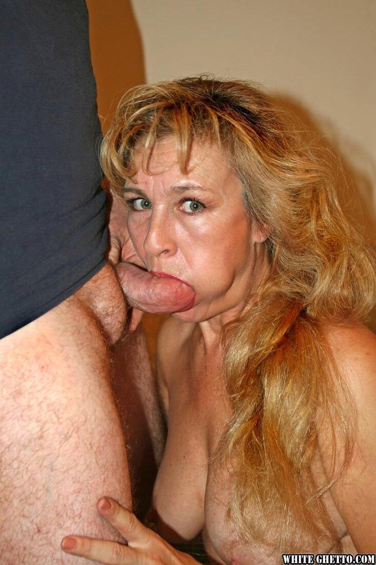 Минет зрелые порно фото.